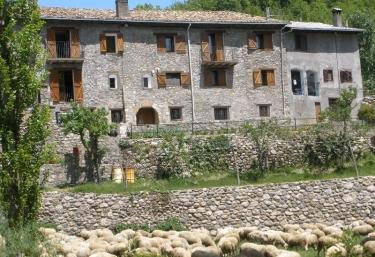 Casa Teixidó - Laspaules, Huesca