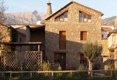 La Borda Castillón - Tierrantona, Huesca