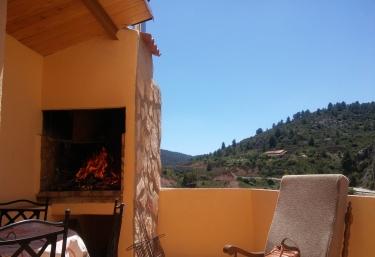Casa Serrana - Santa Cruz De Moya, Cuenca
