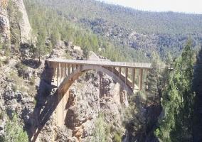 Puente Nuevo  Santa Cruz de Moya
