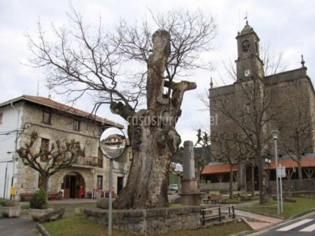 Iglesia del pueblo