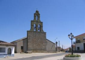 Iglesia de Santiz