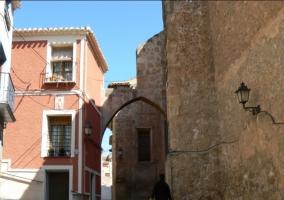Arcos en las calles de Hellín