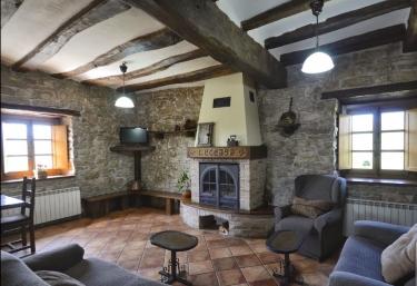 Casa Rural Leciaga - Azanza, Navarra