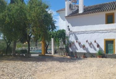 Cortijo El Serafín - Alcaudete, Jaén