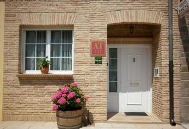Casa Raichu - Obanos, Navarra