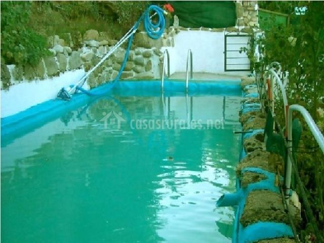 Casa rural puente arco casas rurales en burgohondo vila for Casa rural avila piscina