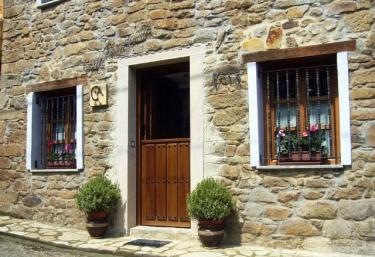 Casa Encarnación - Santo Emiliano, Asturias