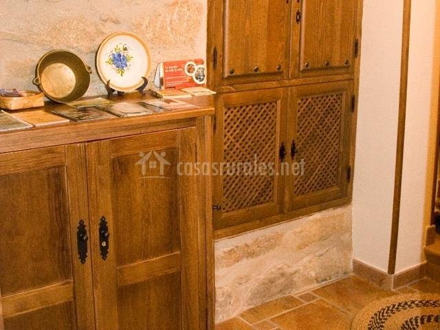 Apartamentos rurales abuela pastora apartamentos rurales for Muebles de la abuela