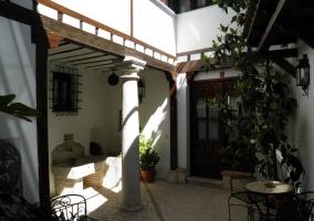 Apartamentos rurales La Columna