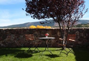 La Cerca de Candi - Pradena, Segovia