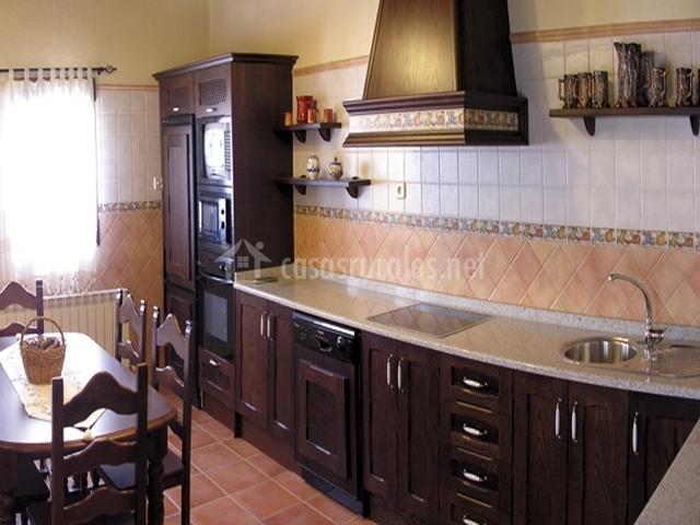 Casa rural cervantes en retuerta de bullaque ciudad real - Muebles de cocina ciudad real ...