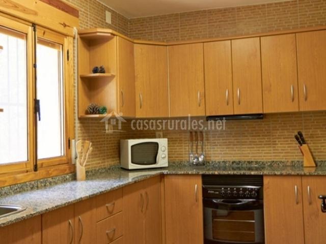 Bah a del r o segura en yeste albacete - Muebles de cocina albacete ...