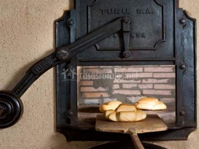 Horno para el pan