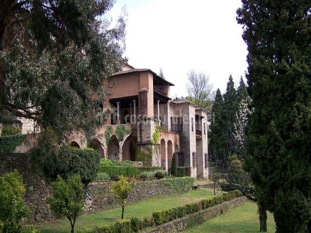 Monasterio de Yuste, Cuacos