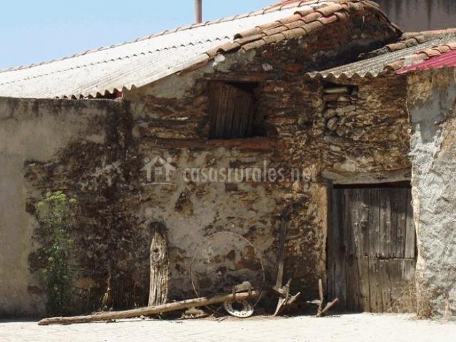 Casa rural don rodrigo en pueblo pastores salamanca - Casas baratas en pueblos ...