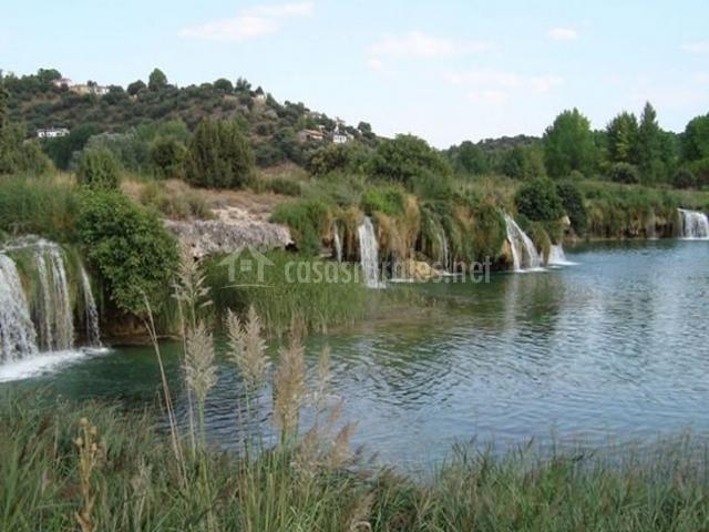Zona de Lagunas de Ruidera
