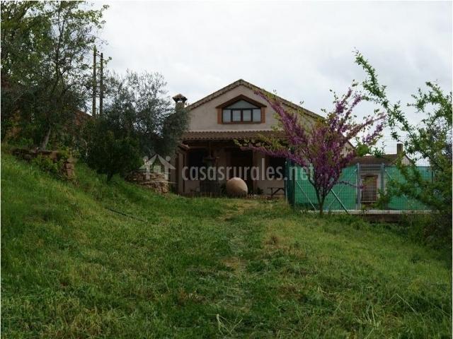 El olivar del puerto en horcajo de los montes ciudad real for Casa rural casa jardin