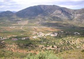 Vistas de Los Rosildos y alrededores