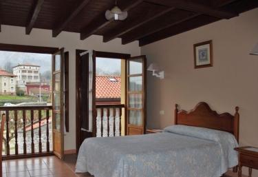 Las casas de la Indiana II - Porrua, Asturias