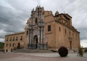 Santuario de Caravaca de la Cruz