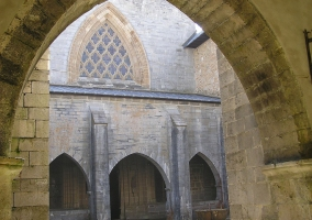 Capilla San Agustín en Roncesvalles