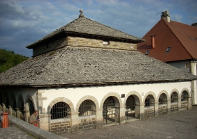 Capilla Sancti Spiritus en Roncesvalles