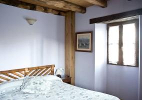 Dormitorio con una decoración perfecta