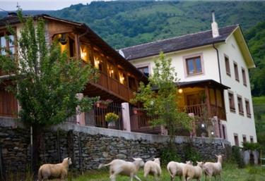 Casa Agudín - Barcena (Cangas De Narcea), Asturias