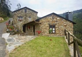 Casa de Aldea Matela - El Llano (San Tirso De Abres), Asturias