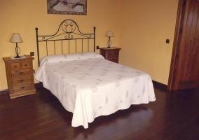 Dormitorio de la planta alta