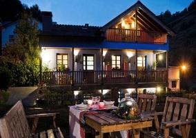 Casa Azul de Villaconejo