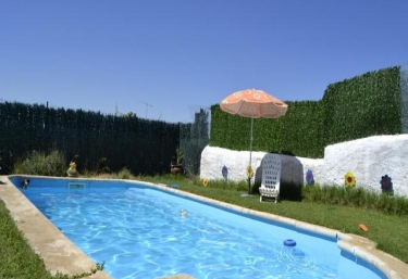 Tita Sacramento - Hornachos, Badajoz