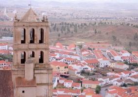 Iglesia de Hornachos
