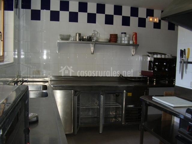 San pedro de caldas en yanguas de eresma segovia for Cocina industrial en casa