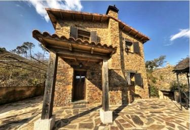 Alquería de Hurdes. Casa 1 - Horcajo, Cáceres