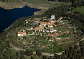 Pueblo amurallado de Granadilla