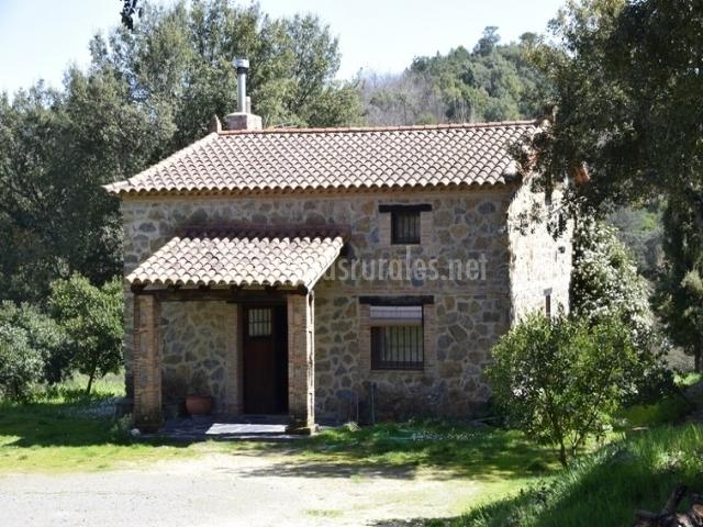 El endulzadero casa rural en aracena huelva - Casas rurales sierra de aracena ...
