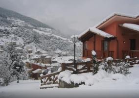 Los apartamentos nevados