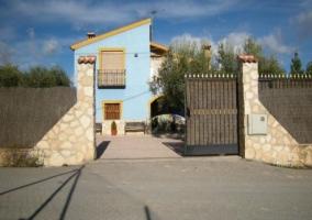 Casas de Campo Pepe El Pintor