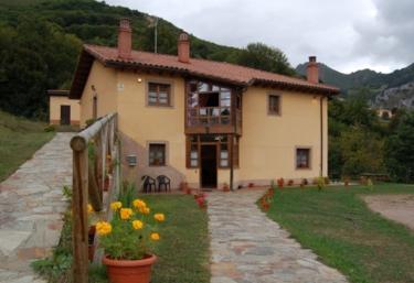 Casa Rural Socastillo - Faedo (Quiros), Asturias