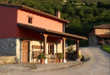 Casa Rural La Lloseta - Caldueño, Asturias
