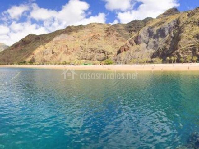 Zona de playas y acantilados