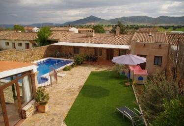 Casa rural Abuela María - Santa Quiteria, Ciudad Real
