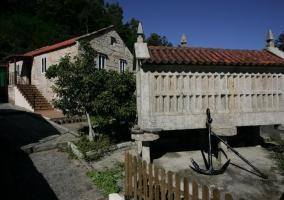 Casa do tom s casa casa rural en marin casco urbano pontevedra - Casa rural marin ...