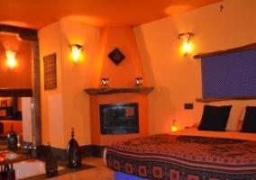 Dormitorio Suite el Refugio