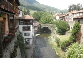 Potes y río Deva
