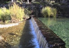 Nacimiento del río Genal