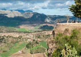 Paisaje de la Serranía de Ronda