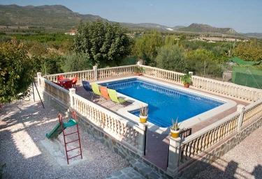Casa Olivos - Moratalla, Murcia